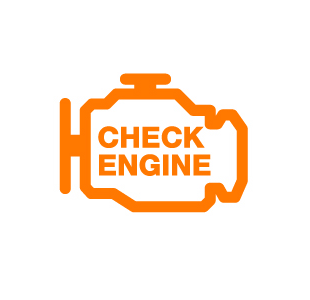 Engine Warning Light